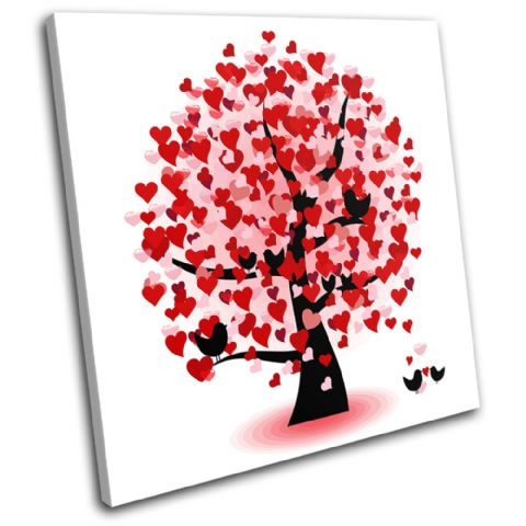 Heart Tree Love - 13-1859(00B)-SG11-LO